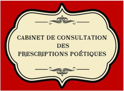 Traité de poésie à l'usage des malades modernes tiré du Cabinet de consultation des prescriptions poétiques